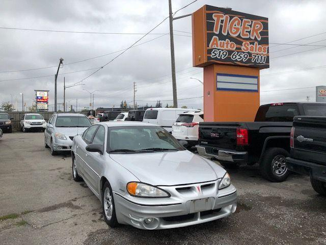 2002 Pontiac Grand Am GT**RAM AIR**ONLY 111 KMS**GREAT SHAPE**AS IS