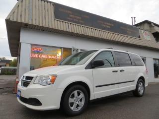 Used 2013 Dodge Grand Caravan 7 PASSENGERS,STOW AND GO,CERTIFIED for sale in Mississauga, ON