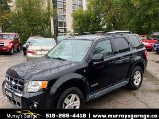 Used 2008 Ford Escape HYBRID for sale in Guelph, ON
