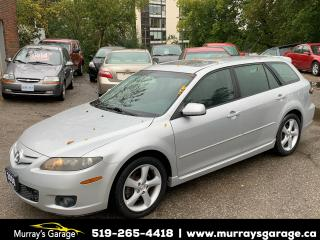Used 2006 Mazda MAZDA6 GT for sale in Guelph, ON