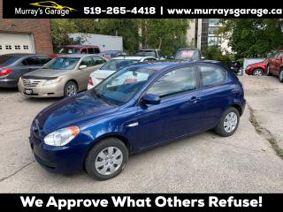 Used 2011 Hyundai Accent GL for sale in Guelph, ON