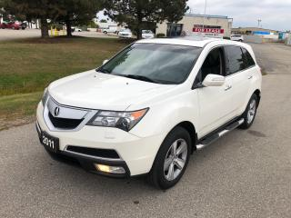 Used 2011 Acura MDX Tech pkg for sale in Cambridge, ON