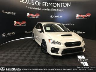 Used 2018 Subaru WRX WRX for sale in Edmonton, AB