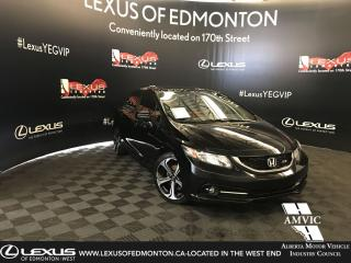 Used 2015 Honda Civic SEDAN Si for sale in Edmonton, AB