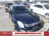 Photo of Blue 2007 Ford Fusion