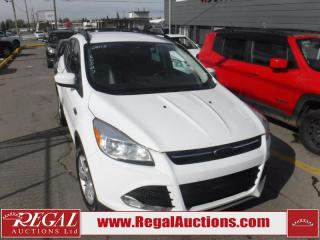 Used 2013 Ford Escape SE 4D Utility for sale in Calgary, AB