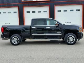 Used 2019 Chevrolet Silverado 2500 High Country 2500HD Duramax Diesel Crew Cab 4x4 for sale in Jarvis, ON