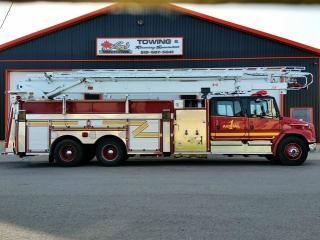 Used 1995 Freightliner FL80 Aerial Ladder Truck for sale in Jarvis, ON
