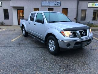 Used 2012 Nissan Frontier 4WD Crew Cab,ONE OWNER,SERVICE RECORDS !! for sale in Burlington, ON