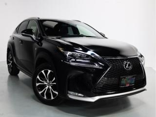 Used 2017 Lexus NX 200t F-SPORT 2   NAVI   BLINDSPOT   WARRANTY for sale in Vaughan, ON