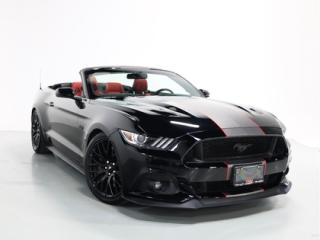 Used 2017 Ford Mustang 6 SPEED   WARRANTY   NAVI   CAM for sale in Vaughan, ON