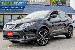 Used 2018 Nissan Qashqai SL for sale in Guelph, ON