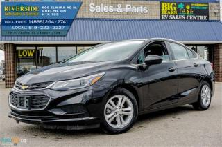 Used 2018 Chevrolet Cruze LT for sale in Guelph, ON