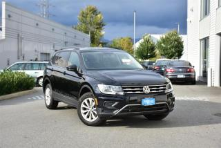 Used 2019 Volkswagen Tiguan Trendline 2.0 8sp at w/Tip 4M for sale in Burnaby, BC