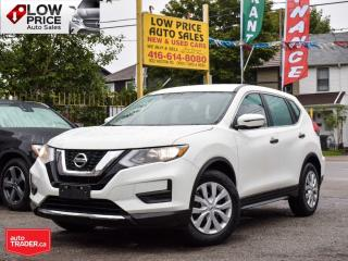 Used 2017 Nissan Rogue AllPowerOpti*HtdSeats*Camera*NissanWarranty* for sale in Toronto, ON