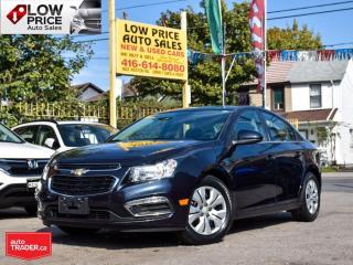 Used 2015 Chevrolet Cruze AllPowerOpti*HtdSeats*Camera*DealerWarranty* for sale in Toronto, ON