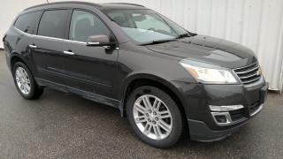 Used 2014 Chevrolet Traverse LT AWD | 8 Passenger | One Owner | Remote Start for sale in Listowel, ON