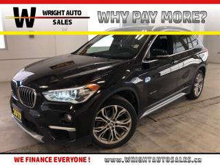 Used 2017 BMW X1  LEATHER NAVIGATION SUNROOF 49,653 KM for sale in Cambridge, ON