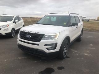 Used 2017 Ford Explorer SPOR for sale in Fort Saskatchewan, AB