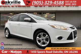 Used 2014 Ford Focus SE | BLUETOOTH | HEATED SEATS | CRUISE | ALLOYS for sale in Oakville, ON