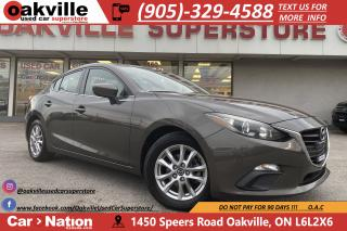 Used 2014 Mazda MAZDA3 GS-SKY | B/U CAM | BLUETOOTH | CRUISE | KEYLESS for sale in Oakville, ON