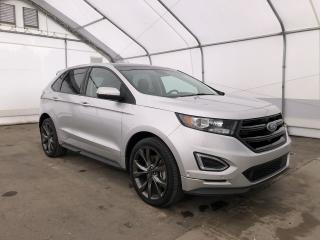 Used 2016 Ford Edge SPORT for sale in Meadow Lake, SK