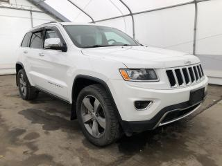 Used 2015 Jeep Grand Cherokee Limited for sale in Meadow Lake, SK