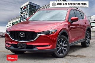 Used 2017 Mazda CX-5 GT AWD at No Accident| Head Up Display| New Brakes for sale in Thornhill, ON
