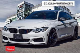Used 2014 BMW 435i xDrive Coupe M Performance Package Upgrade| FULLY for sale in Thornhill, ON