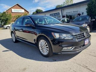 Used 2016 Volkswagen Passat COMFORTLINE for sale in Waterdown, ON