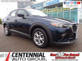 Used 2019 Mazda CX-3 GS FWD for sale in Charlottetown, PE