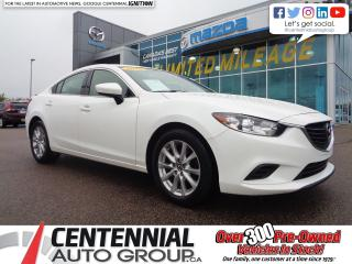 Used 2016 Mazda MAZDA6 GS Luxury Package for sale in Charlottetown, PE