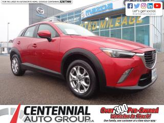 Used 2018 Mazda CX-3 GS AWD i-Acitvsense for sale in Charlottetown, PE