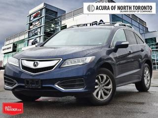 Used 2017 Acura RDX Tech at No Accident|| Remote Start| Blind Spot for sale in Thornhill, ON
