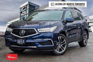 Used 2017 Acura MDX Navi No Accident| Remote Start|Navi| Blnd SPT| 7yr for sale in Thornhill, ON