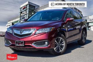 Used 2017 Acura RDX Elite at No Accident| Winter Tires Included for sale in Thornhill, ON