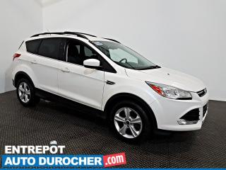 Used 2014 Ford Escape SE Automatique - AIR CLIMATISÉ - Sièges Chauffants for sale in Laval, QC