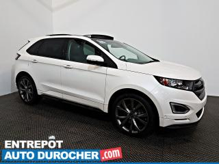 Used 2016 Ford Edge Sport AWD NAVIGATION - Toit Ouvrant - A/C for sale in Laval, QC