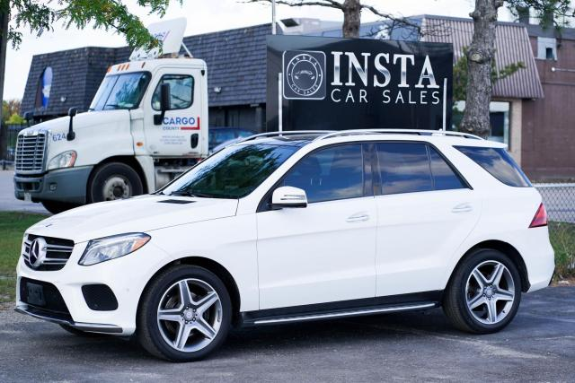 2016 Mercedes-Benz C 300 GLE350d 4Matic