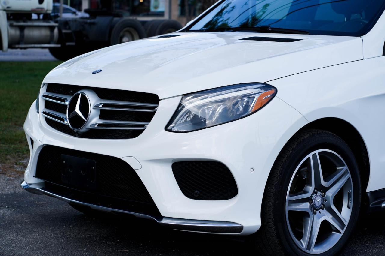 2016 Mercedes-Benz GLE-Class