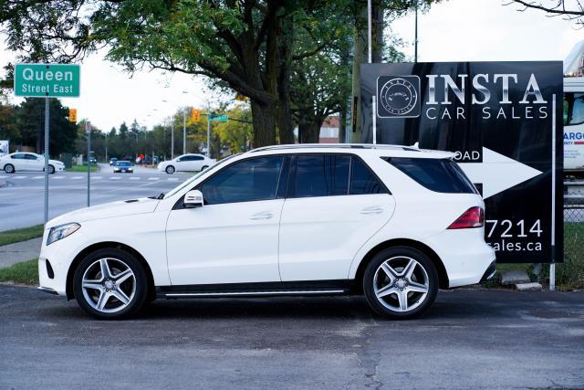 2016 Mercedes-Benz GLE-Class GLE350d 4Matic