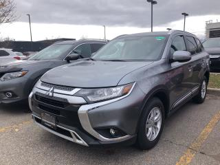Used 2020 Mitsubishi Outlander SE for sale in Mississauga, ON