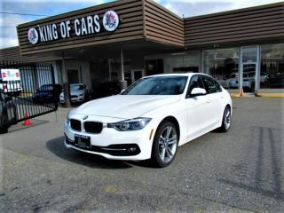Used 2018 BMW 3 Series 330 XDRIVE SPORT for sale in Langley, BC