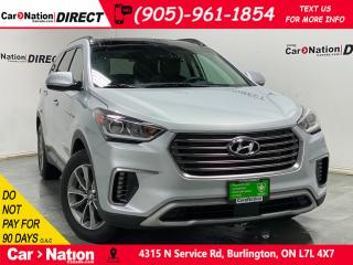 Used 2019 Hyundai Santa Fe XL Luxury 6 Passenger| AWD| LEATHER| PANO ROOF| for sale in Burlington, ON