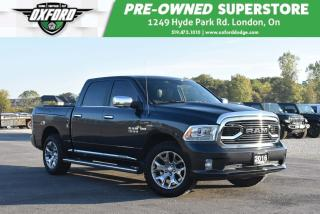 Used 2016 RAM 1500 Longhorn - One Owner, Awesome Condition, Well Main for sale in London, ON