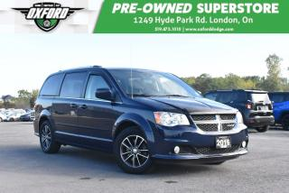 Used 2016 Dodge Grand Caravan SE/SXT - Roof Rack, UConnect for sale in London, ON