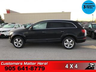 Used 2012 Audi Q7 3.0 quattro TDI Premium Plus  DIESEL AWD NAV for sale in St. Catharines, ON