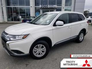 Used 2019 Mitsubishi Outlander ES  BLUETOOTH-HEATED SEATS for sale in Port Coquitlam, BC