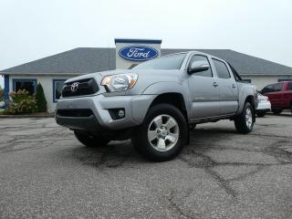 Used 2015 Toyota Tacoma for sale in Essex, ON