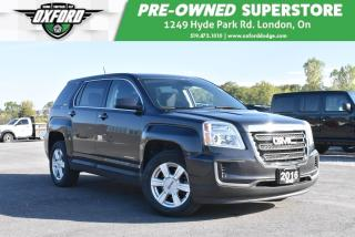 Used 2016 GMC Terrain SLE-1 - Trailer Hitch, Well Maintained, Great Fami for sale in London, ON